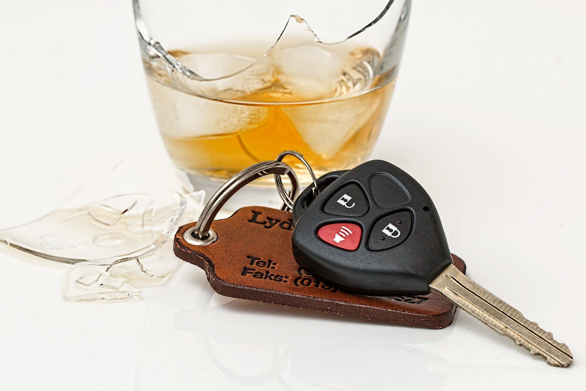 대리운전기사 불러놓고 5m 음주운전, 벌금 1,200만원