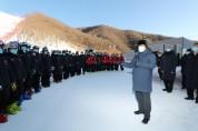 중국 시진핑 동계올림픽 정상 개최 자신